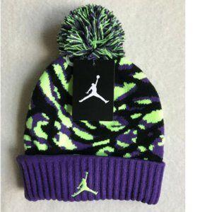 Nike Air Jordan Jumpman Elephant Camo Beanie Hat